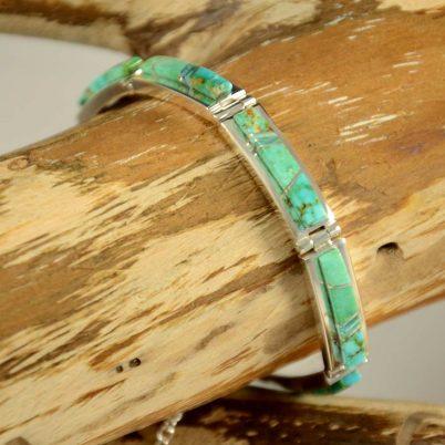 Earl Plummer Kingman Turquoise Bracelet