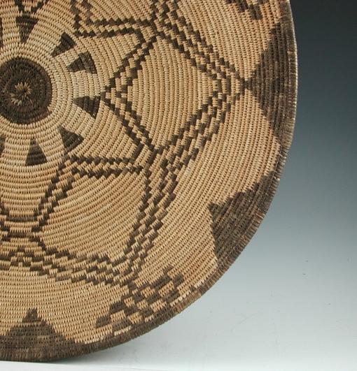 Vintage Apache Basket