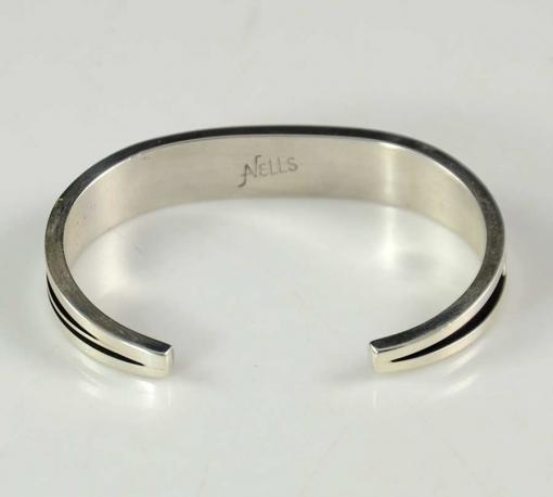 Albert Nells Navajo Turquoise Bracelet