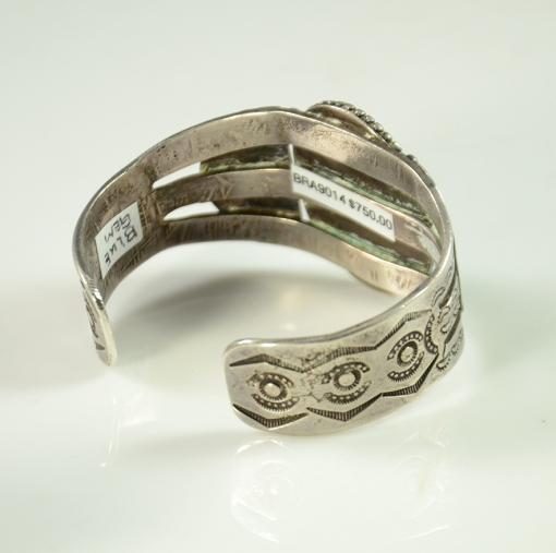 Navajo Blue Gem Turquoise Bracelet, Sedona Native American Jewelry, Sedona Indian Jewelry, Sedona Turquoise Jewelry
