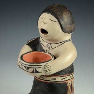 Storyteller by Cochiti Artist, Helen Cordero