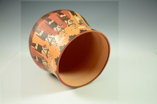Hopi Pottery by artist Ida Sahmie, Hopi Pottery, Sedona Indian Art, Sedona Native American Art, Flagstaff Native American Art, Flagstaff Turquoise Jewelry