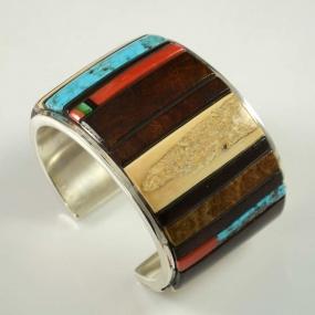 Navajo Bracelet by Edison Cummings