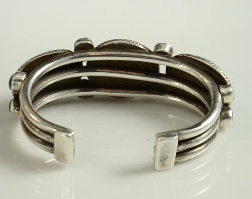 Vintage 1930's Turquoise Bracelet