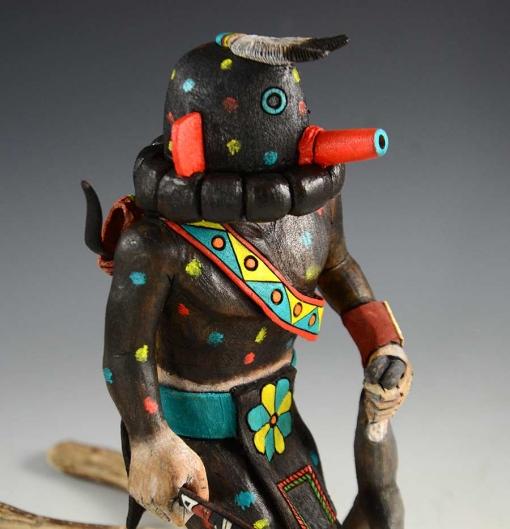 Shulawitsi Hopi Kachina David Jensen