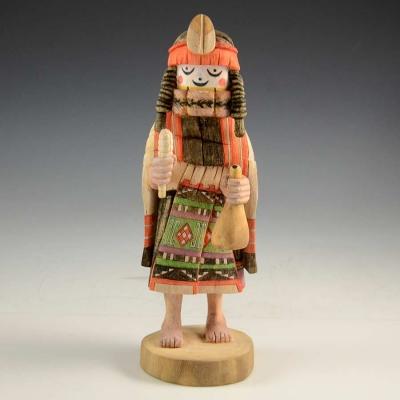 Allen Joshevema Hahai-i Wuhti Hopi Kachina