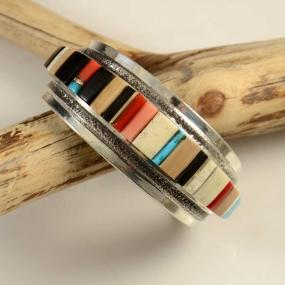 Edison Cummings Navajo Bracelet