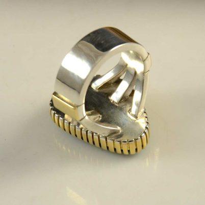 Morenci Turquoise Ring