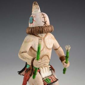 Aya Runner Hopi Kachina by Ron Honyumptewa