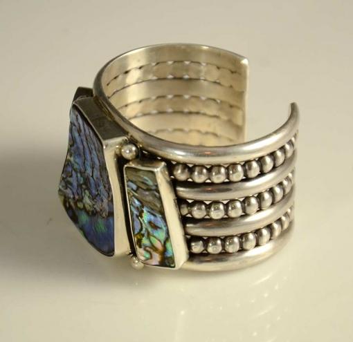 Mike Bird Romero Silver Bracelet