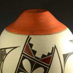Joseph Cerno Tall Acoma Vase