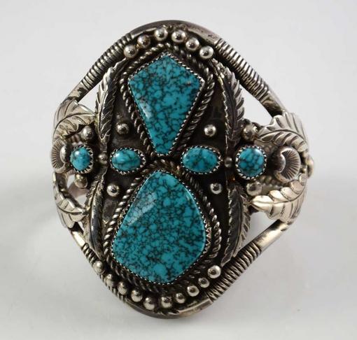 Turquoise Navajo Bracelet