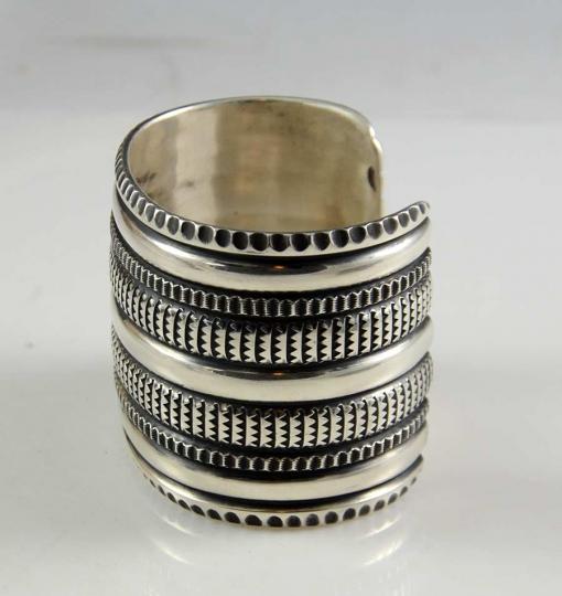 McKee Platero Bracelet Navajo